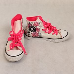 Converse Chuck Taylor All-Star Floral Sneakers